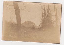 26397 VOYAGE Aux PYRENEES France En 1900-  Photo Légendée Monné Au Fond?? De Salut - Lieux