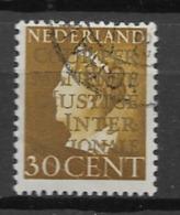 1940 USED Cour Permanente De Justice Internationale - Servicios