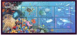 Australia, Yvert BF36, Scott 1465j SG MS1562, Overprinted, MNH - Blokken & Velletjes