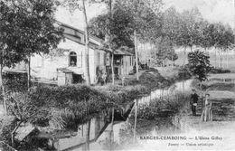 CPA De BARGES-CEMBOING (Haute-Saône) - L'Usine Gifley. Edition Union Artistique. Non Circulée. Bon état.. - Autres Communes