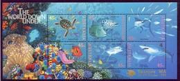 Australia, Yvert BF37, Scott 1465k, SG MS1562, Overprinted, MNH - Blokken & Velletjes