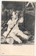 *** ENFANT  *** Bébé S'amuse Précurseur TTBE - Scènes & Paysages