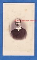 Photo Ancienne CDV Vers 1860 - BESANCON - Portrait D'un Notable à Identifier - Photographe Viane - Doubs - Photos