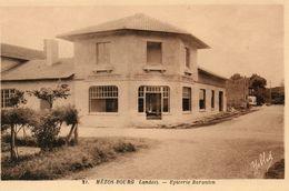 MEZOS  BOURG Epicerie Barantin - Autres Communes