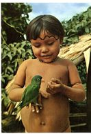 GUYANE FRANCAISE  INDIENS DE L AMAZONE ET DE GUYANE   -  EDITION MERCATOR - Guyane