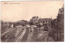 DOLE - Intérieur De La Gare - Dole