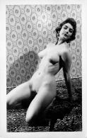 NU NACKT NUDE FEMME NUE EROTISME  9  X 14 CM - Beauté Féminine (1941-1960)