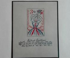 Tchécoslovaquie  1966 Smetana Neuf Avec Gomme Originale - MUH - Ungebraucht