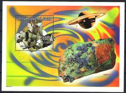 NIGER, 1996, MINERALS, YV#B.68, SS, MNH - Minerales