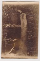 26404 VOYAGE Aux PYRENEES France En 1900-  Photo Légendée Gripp Cascade Garet - Lieux