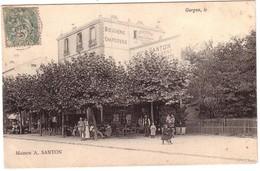 GARGAN - Restaurant - Maison A.SANTON - France