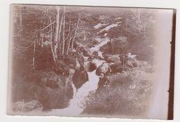 26408 VOYAGE Aux PYRENEES France En 1900-  Ruisseau Lac Bleu Cascade Chiroulet - Lieux