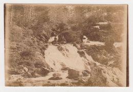 26409 VOYAGE Aux PYRENEES France En 1900-   Chiroulet Ruisseau Lac Bleu Cascade - Lieux