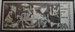 Tchécoslovaquie 1966 Picasso Guernica  Neuf Avec Gomme Originale - MUH - Ungebraucht