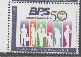 URUGUAY, 2017, MNH, SOCIAL SECURITY, ELDERLY, CHILDREN, WORKERS, PREGNANT WOMEN ,  1v - Health
