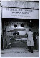 Paris: Photographie Aérienne Fête Foraine Denfert Rochereau Par Doisneau (1950) - Doisneau