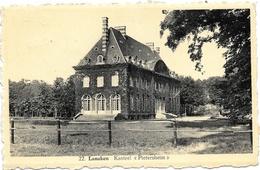 Lanaken NA2: Kasteel Pietersheim - Lanaken
