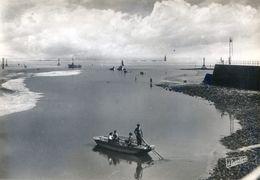 44 - Le Pouliguen - Le Port à Marée Basse - L'heure Du Passeur - Le Pouliguen