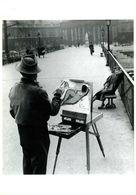 Paris : Le Peintre Du Pont Des Arts Par Doisneau (1953) - Doisneau