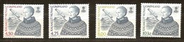 Groenland Greenland 2000 Yvertn° 334-339 *** MNH Cote 11,00 Euro Reine Margrethe II - Unused Stamps