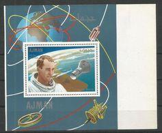 AJMAN - MNH - Space - Edward White - Space
