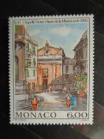MONACO 1996 Y&T N° 2030 ** - 350e ANNIV. DE L'INAUGURATION CHAPELLE DE LA MISERICORDE - Neufs