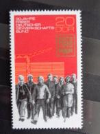 DDR 1975 Y&T N° 1733 **  - LABOUR ASSOCIATION - [6] République Démocratique