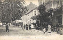 CPA Monestiès Foiral Aux Boeufs - Monesties