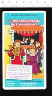 Les Trouvères Et Les Troubadours Troubadour Ménestrel Haubois Luth Viole Musique Moyen-âge Théatre Guignol ? IM 218/2 - Sin Clasificación