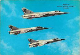 MIRAGE F1 - Avions Marcel Dassault - France - 1946-....: Moderne