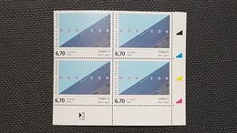 N° 2987 Neuf ** Gomme D'Origine, Bloc De 4  TTB - France