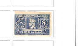 Nicaragua PA 1937 Diriangen  Scott.C218+  Used See Scans On Scott.Album - Nicaragua