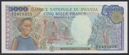 Rwanda 5000 Francs 01.01.1988 UNC - Rwanda