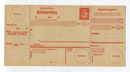 Bayern / 1918 / Postanweisung Mi. 106 (18) ** (03016) - Bavaria