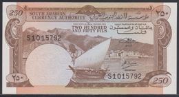 Yemen Democratic Republic 250 Fils (ND 1965) UNC - Yemen