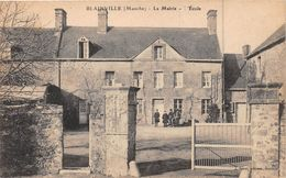 BLAINVILLE - La Mairie - Ecole - Blainville Sur Mer