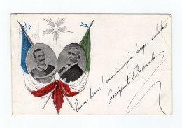 ESPERANTO Visita Di Loubet In Italia Nel 1904 Cacciapuoti E Bagnulo - Esperanto