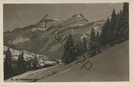 Les Diablerets En Hiver  (2I-064 - Svizzera