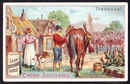 CHROMO Chocolat SUCHARD Transvaal Et Alaska     Serie 79 - Suchard
