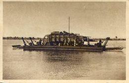 Dahomey - Malanville - Le Bac Sur Le Niger - Dahomey