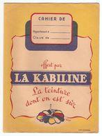 PROTEGE CAHIER LA KABILINE ENTREPRISE COUTANT PEINTRE DÉCORATION GOURNAY EN BRAY (76) - CARTE DE FRANCE - MESURES - Paints