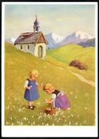 B1260 - M. Schönermark - Die  Welt Wird Schöner Mit Jeden Tag - Josef Müller - Nr. 14244 Künstlerkarte TOP - Künstlerkarten