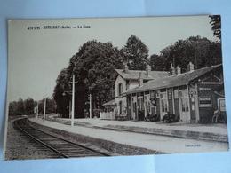 ESTISSAC  La  Gare - Other Municipalities