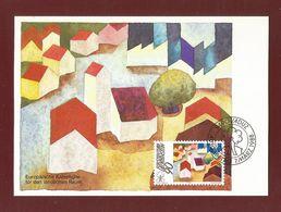 Liechtenstein  1988 Mi.Nr. 940 , EUROPA CEPT Sympathie Mitläufer - Maximum Karte - Ausgabetag Vaduz  7. März 1988 - Europa-CEPT