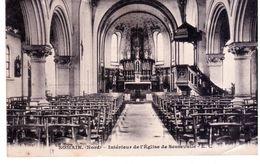 Somain - Intérieur De L ' église De Sessevalle - Sonstige Gemeinden