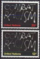 UNO NEW YORK 1977 Mi-Nr. 311/12 ** MNH - New York -  VN Hauptquartier