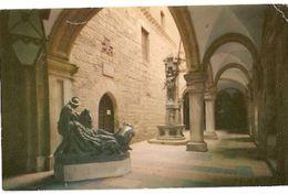 Spain & Circulated,  Fuente De San Ignacio, Santuario De Loyola, Reguengos De Monsaraz Portugal 1961 (868) - Monuments