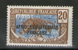 N°78*_ - Congo Français (1891-1960)