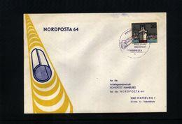 Germany / Deutschland 1964 NORDPOSTA 100 Jahre Rohrpost - [7] Federal Republic