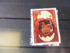 POLYNESIE FRANCAISE TIMBRE OBLITERE YVERT N°975 - Polynésie Française